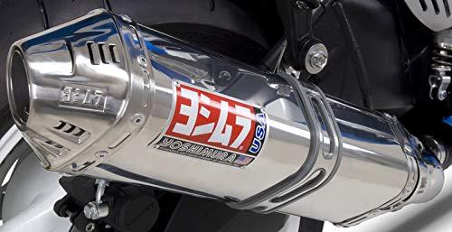 Stainless Steel Gsxr600 Exhaust System - Yoshimura TRC Polished Stainless Steel Tri-Oval Slip On Exhaust System - Suzuki GSX-R600/750 2008-2010