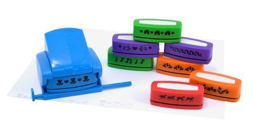 Melissa & Doug Border Paper Punch Set (Melissa & Doug Border)