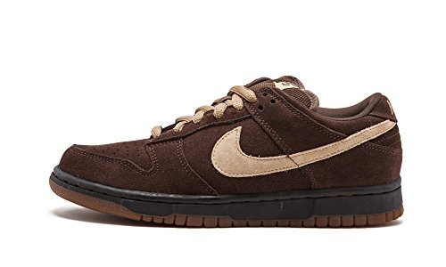 Nike Mens Dunk Low Pro SB Mocha Shoes Size(US): 7 EVQmuSG