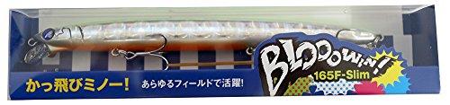 Blue Blue(ブルーブルー) ミノー ブローウィン 165F スリム 165mm 24g チャートバックデカレンズホロ の商品画像