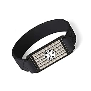 Medical Alert ID Bracelet Black Silicone Band with Stainless Steel Tag for Women Men Kids Free Engraving