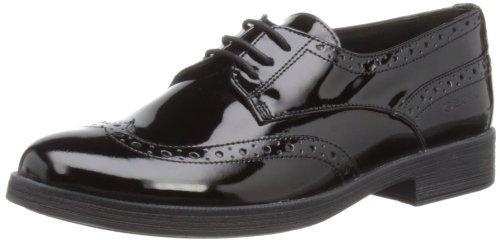 black De Para Agata Niñas C C9999 Vestir Geox J Zapatos Negro RqZwn4C