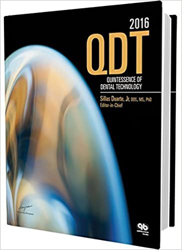 Quintessence of Dental Technology 2016 (QDT) (Qdt Quintessence of Dental Technology) by Sillas Duarte Jr. (2016-02-08): Sillas Duarte Jr.: Amazon.com: Books