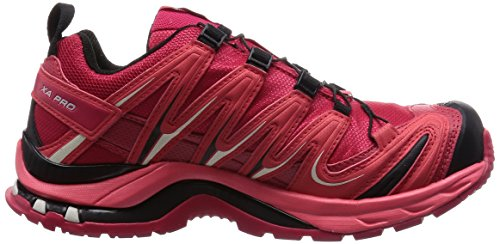 lotus Shoes Women's 3d Pink b Running Salomon Pink papaya Trail Gtx Pro Xa black T0nwqCqxza