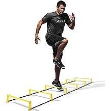 SKLZ Elevation 2-in-1 Speed Hurdles and Ladder by SKLZ