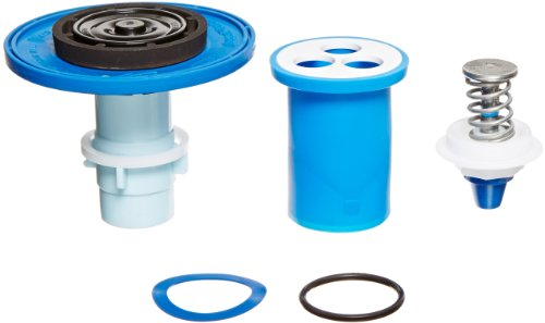 - Zurn Aquaflush Urinal Rebuild Kit, P6000-EUR-EWS-RK-CS, 0.5 gpf, Diaphragm Rebuild Kit in Clamshell