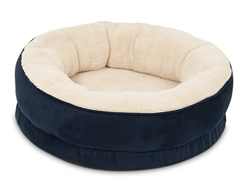 Aspen Pet Structured Round Bed, 20