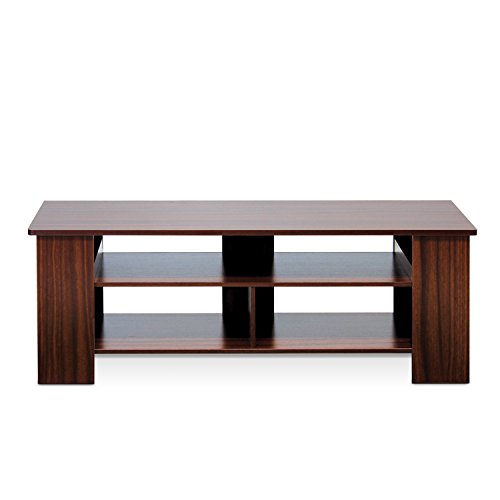 Furinno FNAJ-11109 Boyate TV Entertainment Stand, Walnut from Furinno