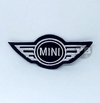 Mini Cooper Logo ala Motorsport coche hierro parche para la ropa ...