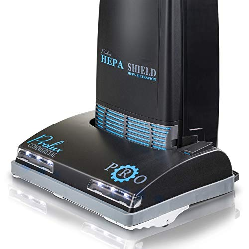 8000 Commercial Upright Vacuum with HEPA Filter