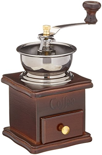 ReaLegend Wooden Grinder Vintage Ceramic product image