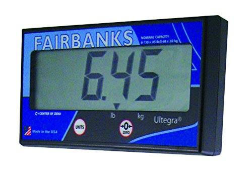 Fairbanks Scales 29595 Ultegra 1520 Remote Display Stand by Fairbanks Scales