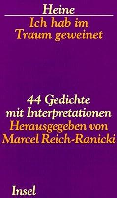 temperament shoes order best price Ich hab im Traum geweinet: Amazon.de: Heinrich Heine, Marcel ...