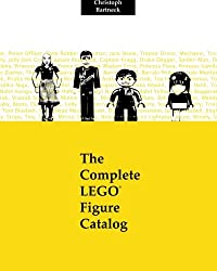 The Complete LEGO Figure Catalog: 1st Edition