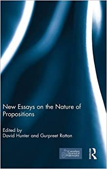 Book New Essays on the Nature of Propositions