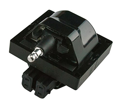 Venom Ignition Coil (Replaces/Compatible With MerCruiser, Compatible With OMC & Compatible With Volvo 898253T27, 817378T, 7243200, 3854002-7) Fits MANY 4.3 5.0 3.0 7.4 8.2 L 305 350