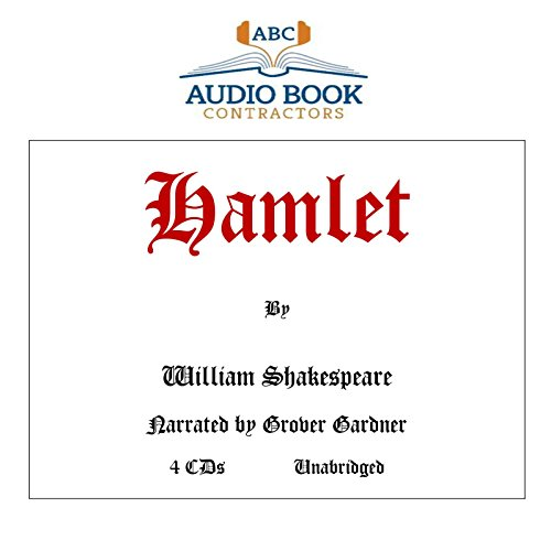 Hamlet (Classic Books on CD Collection) [UNABRIDGED]