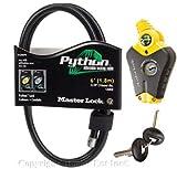 Master Lock - Python Adjustable Cable Locks #8413-6