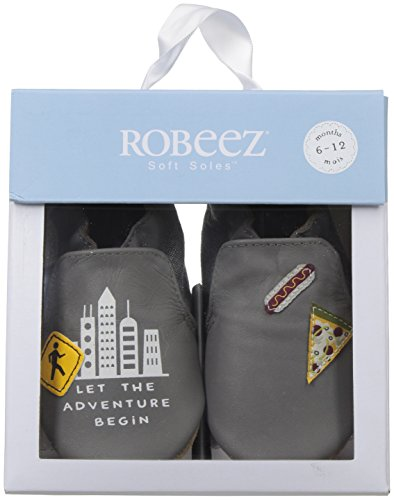 Pictures of Robeez Boys' Soft Soles 12 none US Girl 3