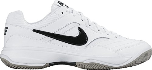 Blanc Lite Tennis Cly Grey Medium Homme Black de White Court Chaussures 100 Nike 5f0qwxRpR