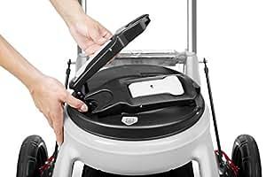 Orbit Baby 810 - Adaptador para la silla grupo 0 Maxi-Cosi, color negro