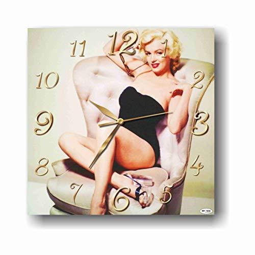Marilyn Monroe Wall Clock 11