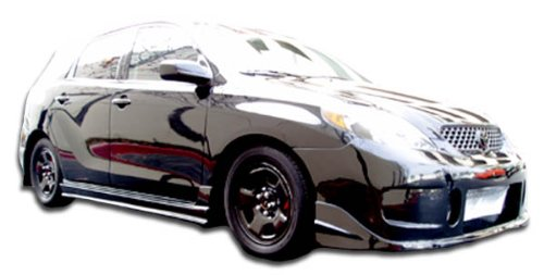 2003-2008 Toyota Matrix Duraflex JDM Buddy Side Skirts Rocker Panels - 2 Piece ()