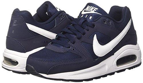 Basso Command 400 Air Blu Nike gs Unisex black white Collo Flex A Max Sneaker obsidian Bambini – 48UqET