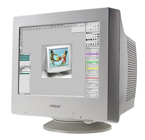 15 In Crt Monitors - Sony CPD-E100 15