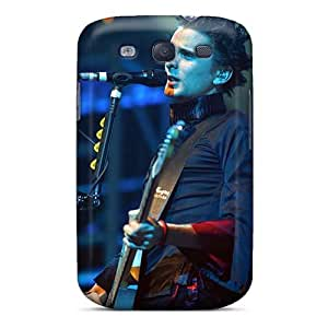 Samsung Galaxy S3 BqT16131FDNn Customized Colorful Muse Image Scratch Protection Hard Cell-phone Cases -ChristopherWalsh