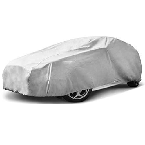 Budge BHB-1 Lite Indoor Dustproof UV Resistant Cover Fits Hatchback Cars up...