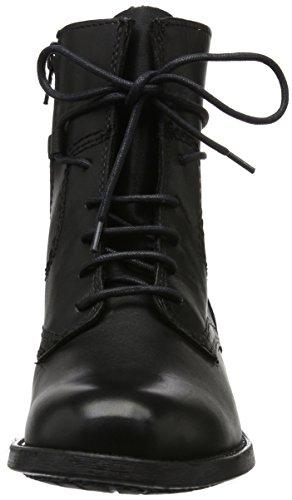Tamaris Damen 25111 Chukka Boots Schwarz (Black Leather 003)