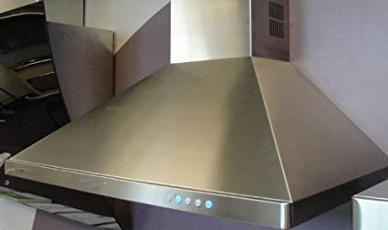 Amazon.com: Faber clas30 600 CFM 30 inch de ancho acero ...