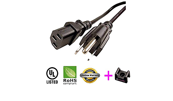 EX9200 OEM Epson Projector Power Cord USA Only Originally Shipped With PowerLite EX7240