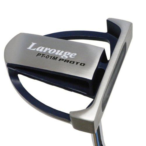 Larouge PT01M パター マレット型パター ヘッドカバー付き