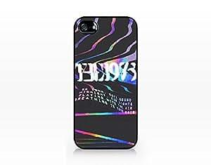 Music Design - Hard Plastic Case for Iphone 5/5s