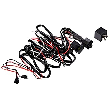 ijdmtoy angel eyes halo rings led or ccfl relay harness with fade-on fade-