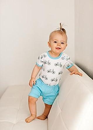 Lovedbaby Unisex-Baby Newborn Organic Shorts