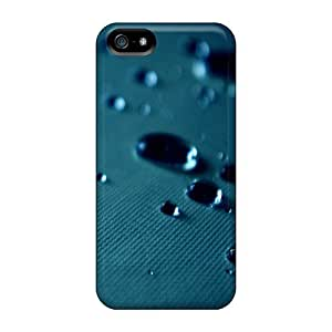 Cute Appearance Cover/tpu WrjHudU1397uVRuY Water Drops Case For Iphone 5/5s