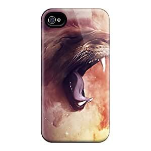 Awesome Case Cover/iphone 4/4s Defender Case Cover(king)