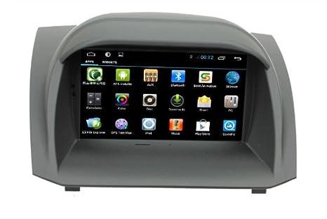 Amazon.com: lsqSTAR Capacitiva de 7 inch Android 4.4 estéreo ...