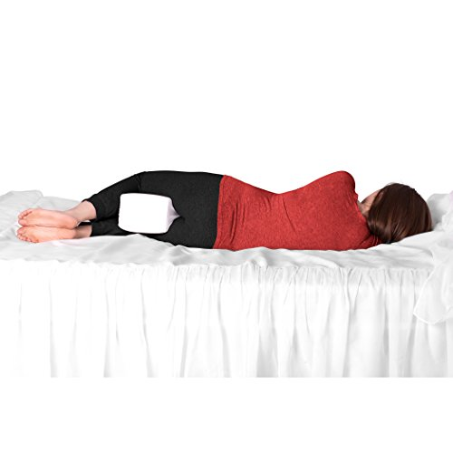 Leg Knee Pillow For Better Alignment Better Sleep Amp Pain