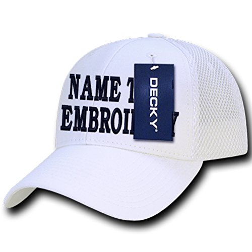 Custom Embroidery Persolized Name Text Team Dry Mesh Soft Golf Hat Baseball Cap - - Visor Mens Icon Beanie