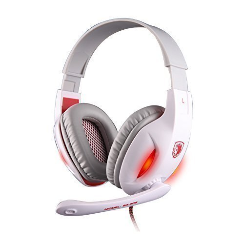 Stereo Gaming Headset Microphone Effect