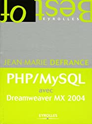 PHP/MySQL avec Dreamweaver MX 2004