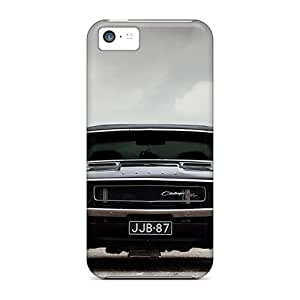 YOXIGKL Fashion Protective Dodge Challenger Case Cover For Iphone 5c