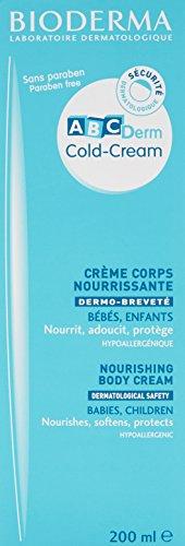 Bioderma Abcderm Cold Body Cream, 6.7 Fl Oz
