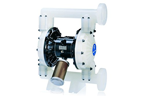 Graco Husky DB2911 Polypropylene Double Diaphragm Pump, 1-1/2″, 90 GPM
