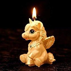 Taiguang 1Pc Flying Unicorn Horse Smokeless Birthd