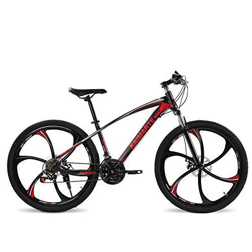 - FJW Unisex Suspension Mountain Bike 26